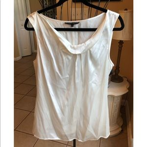 Antonio Melani silk L sleeveless blouse top